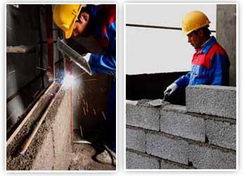 مشخصات فنی بلوک هلبکسدیوارها یکی از متداول ترین عناصر قائم در ساختمانهای گوناگون هستند . مطابق  تعریف ، اعضای سازه ای قائم با بعدی بزرگتر از ۳ برابر ضخامت ، دیوار نام  دارند.